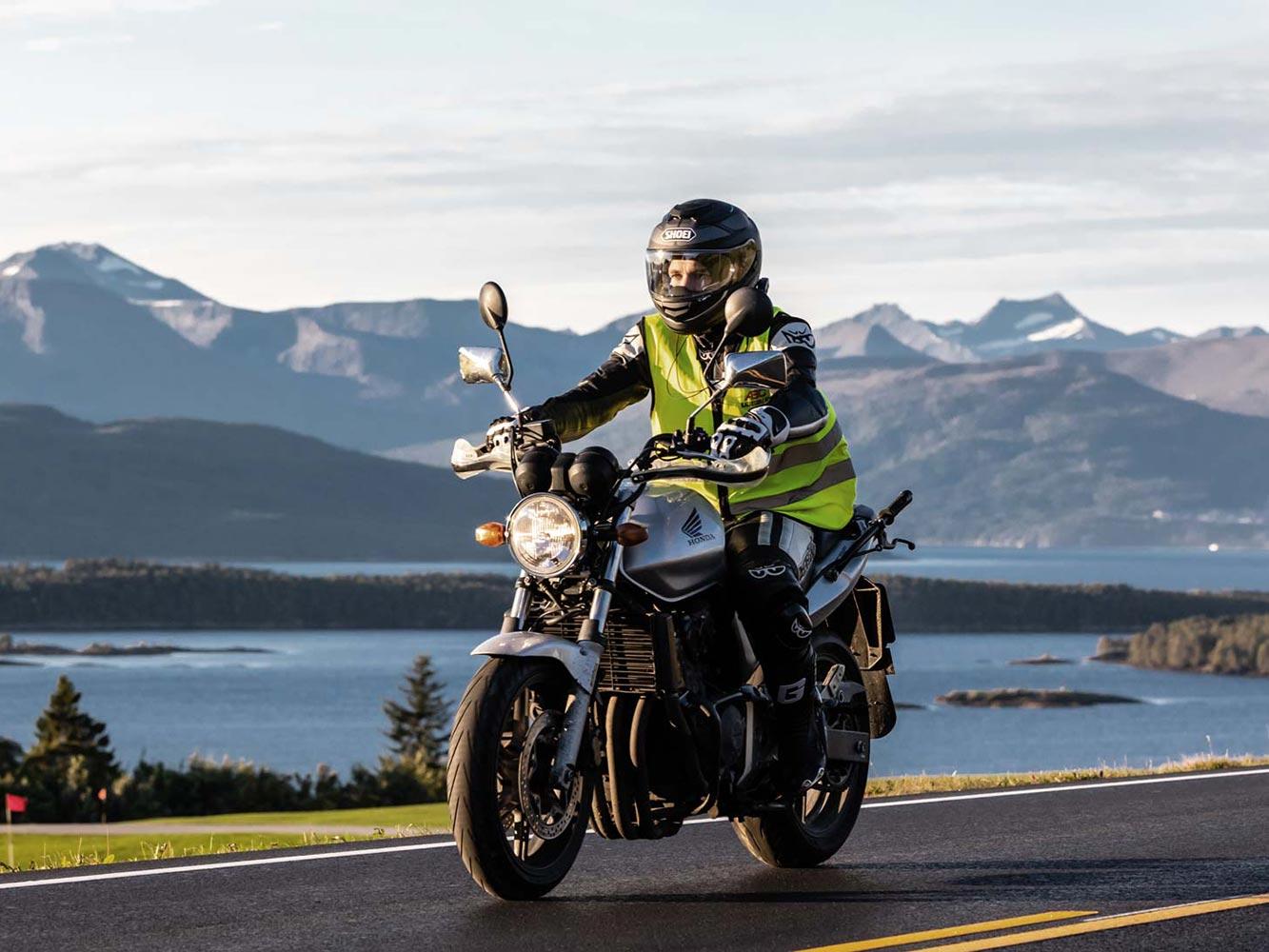 Varig Forsikring Nordmøre og Romsdal forsikring motorsykkel