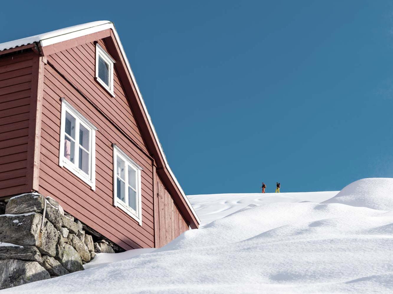 Varig Forsikring Nordmøre og Romsdal hytteforsikring