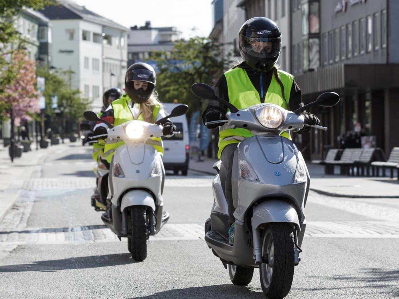 Varig Forsikring Nordmøre og Romsdal forsikring moped
