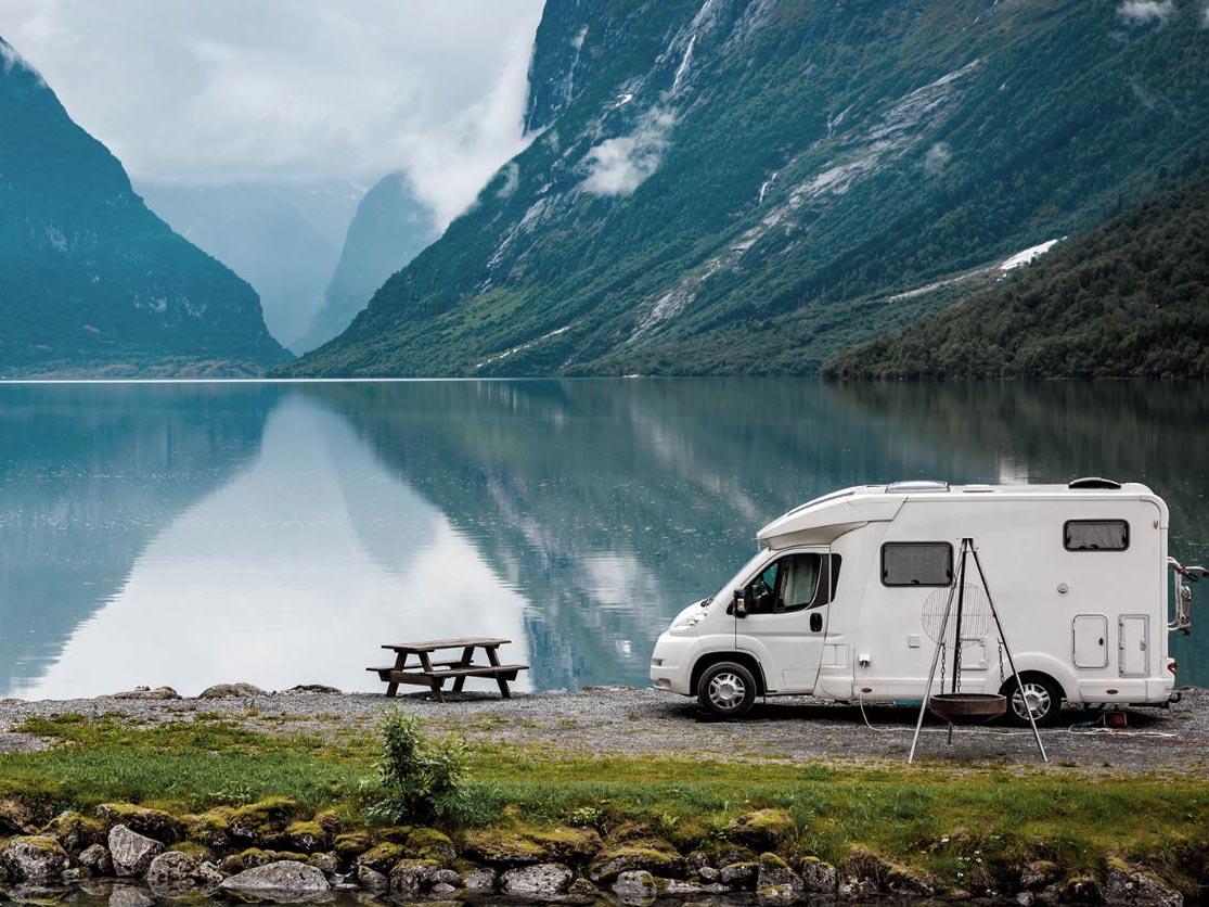 Varig Forsikring Nordmøre og Romsdal forsikring bobil