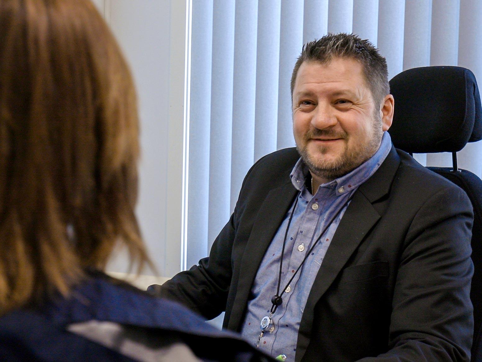 Varig Forsikring Nordmøre og Romsdal har lokale rådgivere