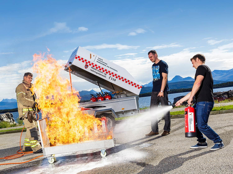 Varig Forsikring Nordmøre Og Romsdal Skadeforebygging Brann