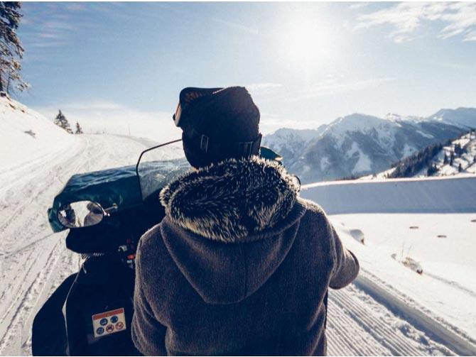 Varig Forsikring Nordmøre og Romsdal forsikring snøscooter
