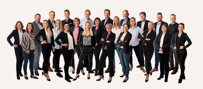 Varig Forsikring Nordmøre og Romsdal-medarbeidere